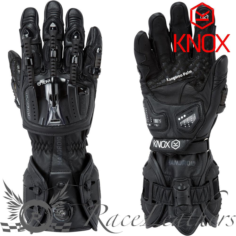 Motorcycle gloves exoskeleton -