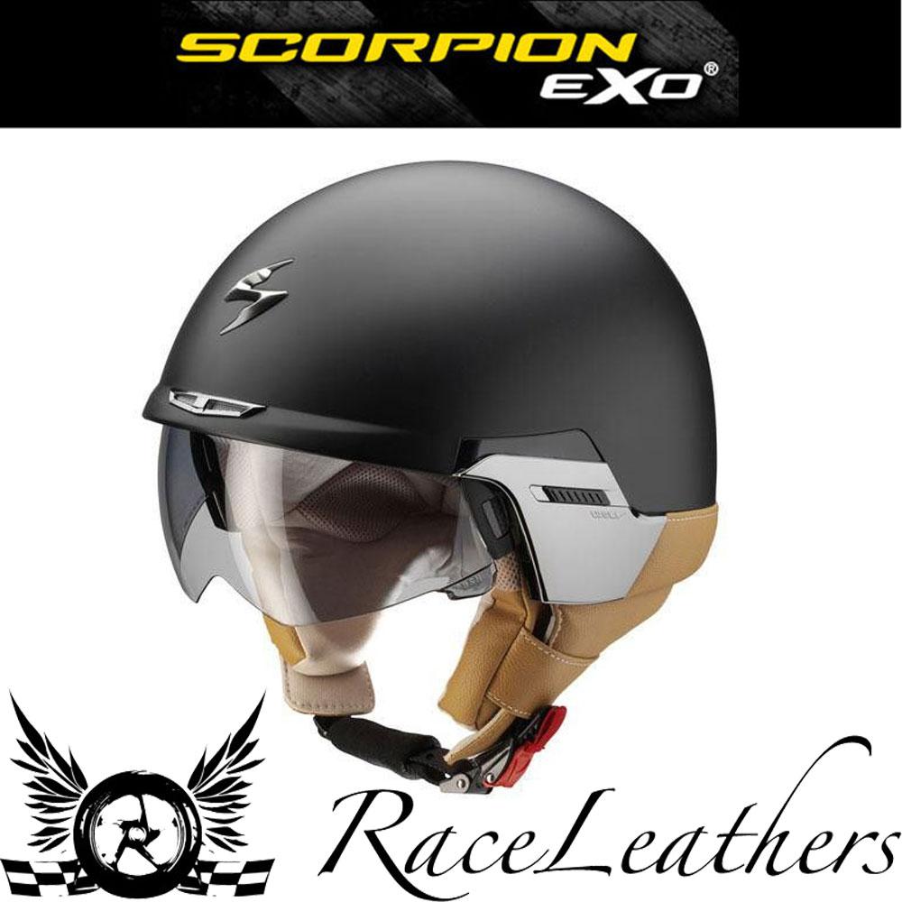 scorpion exo 100 padova matt schwarz motorrad offener. Black Bedroom Furniture Sets. Home Design Ideas
