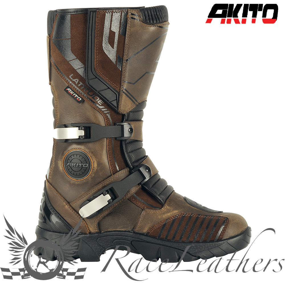 Akito Latitude Motorcycle Trousers