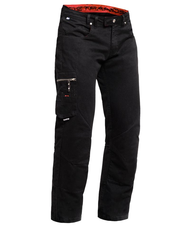 lindstrands schwarz mech motorrad denim jeans normale. Black Bedroom Furniture Sets. Home Design Ideas