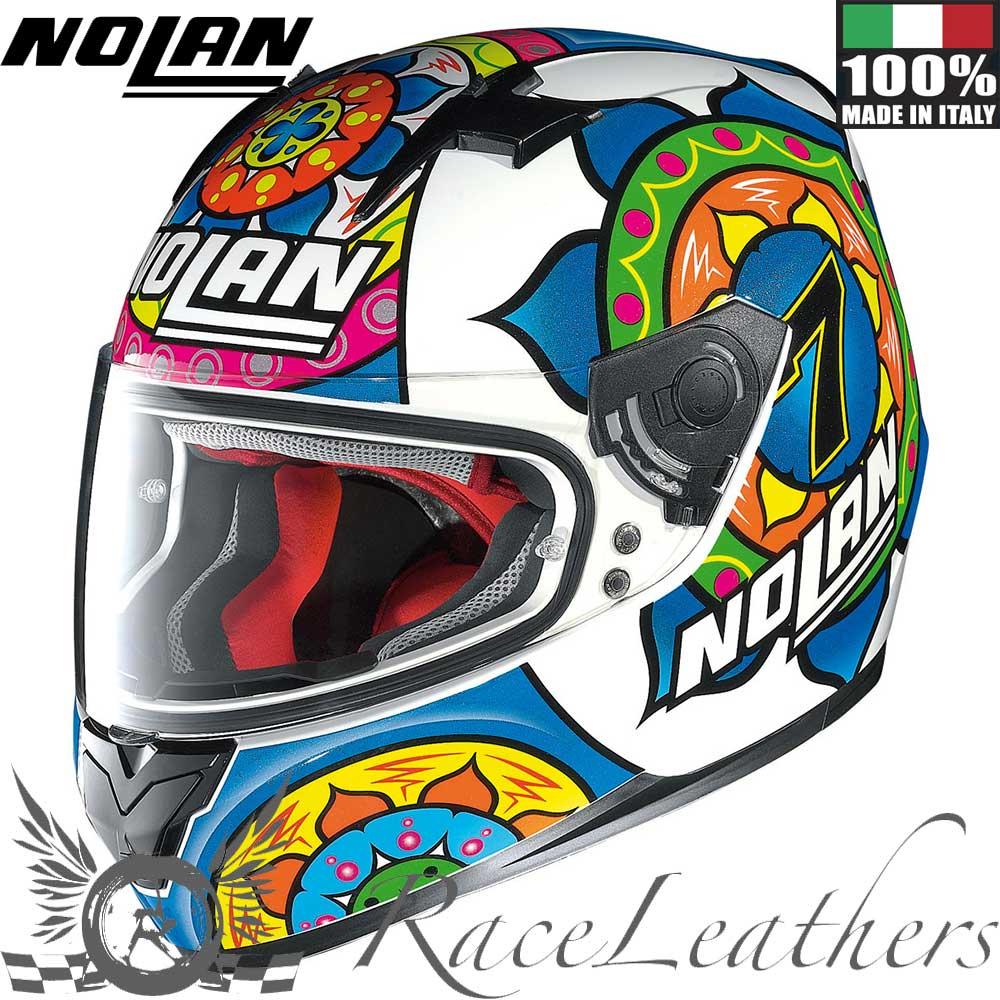 Casco Nolan N60 Chaz Davies Replica