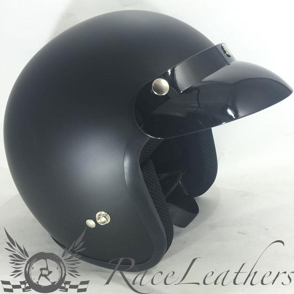 Casco para moto con visor abierto VIPER RS-04