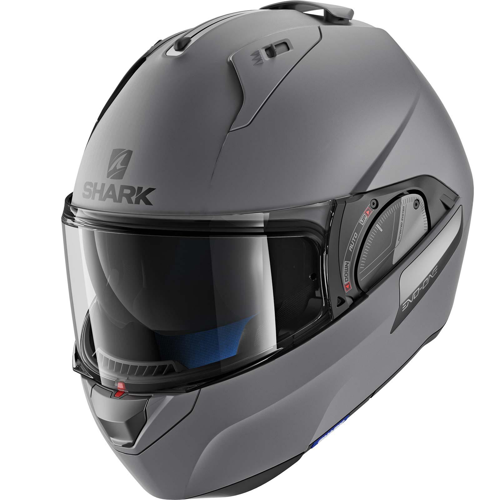 Shark Motorcycle helmets SKWAL 2 BLANK Matt AMA