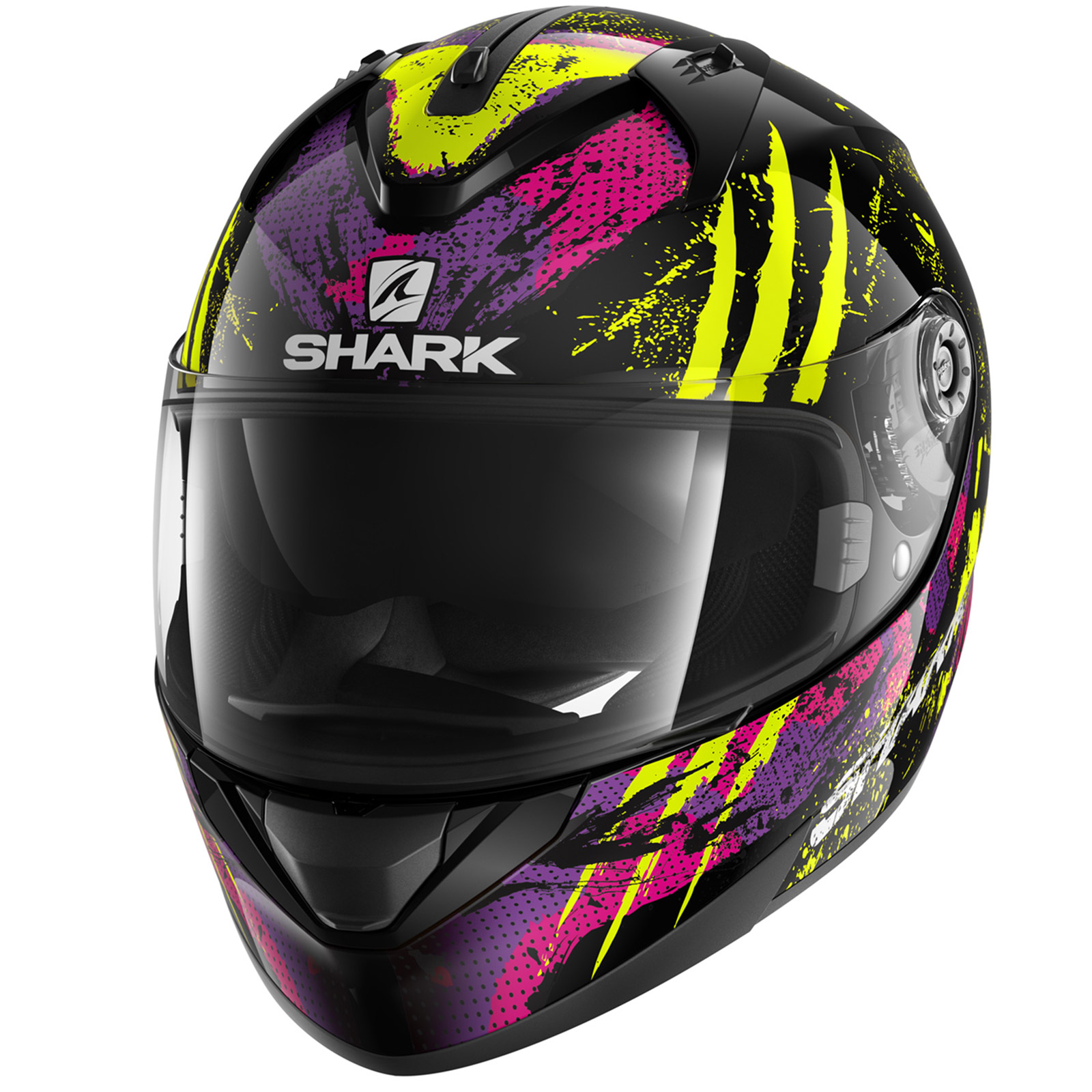 shark ridill threezy violett motorrad helm mit. Black Bedroom Furniture Sets. Home Design Ideas