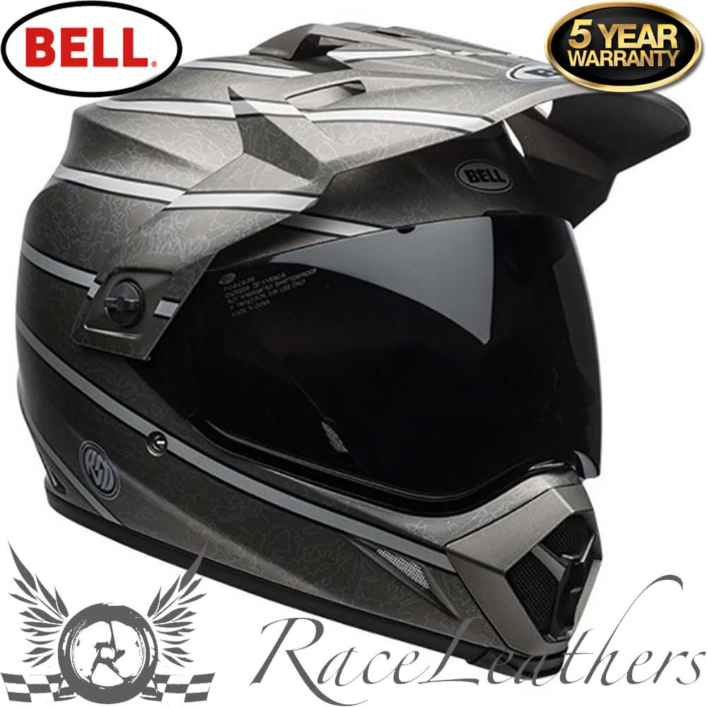 Bell Mx-9/Adventure Mips on//off Road casque de moto/ /Noir Mat solide
