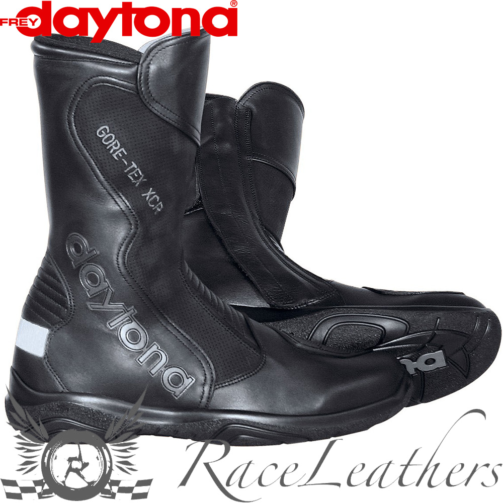 Details about DAYTONA SPIRIT GTX GORETEX WATERPROOF MOTORCYCLE MOTORBIKE BIKE BOOTS